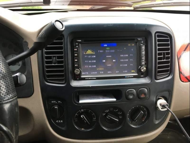 Bán Ford Escape 2004, màu vàng, số tự động -5