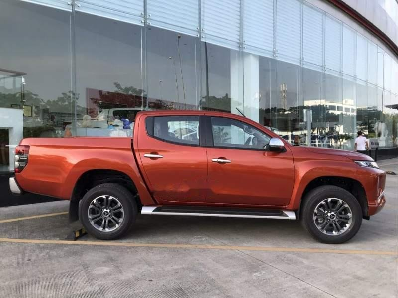 Bán Mitsubishi Triton đời 2019, xe nhập, giá chỉ 818 triệu-1