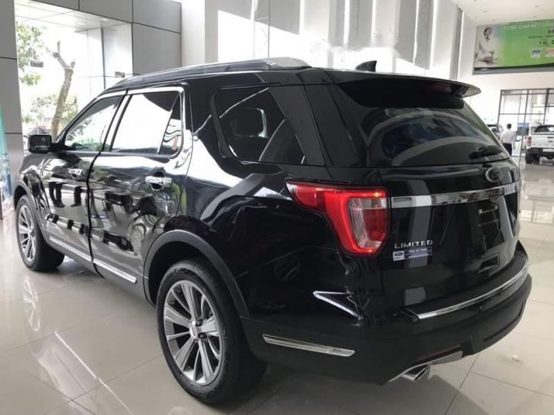 Bán xe Ford Explorer đời 2019, màu đen, nhập khẩu  -4