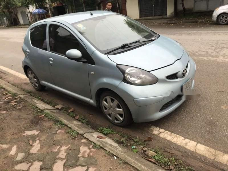 Bán Toyota Aygo đời 2010, nhập khẩu  -1