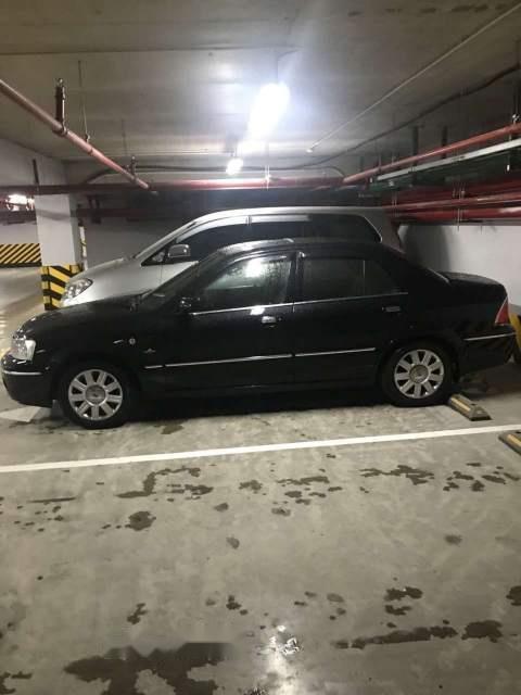 Bán ô tô Ford Laser 1.8 đời 2005, màu đen, nhập khẩu chính chủ, giá 265tr-4