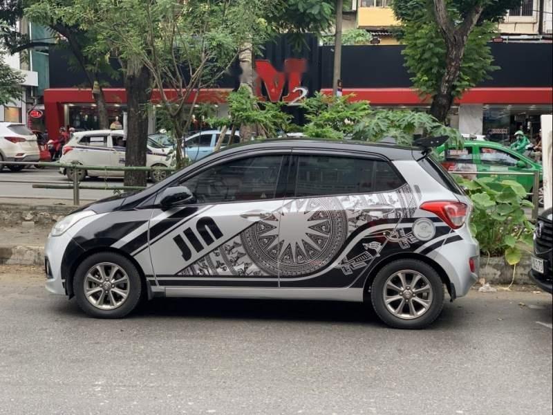 Bán Hyundai Grand i10 1.0 MT 2015, nhập khẩu, chính chủ, giá tốt -3