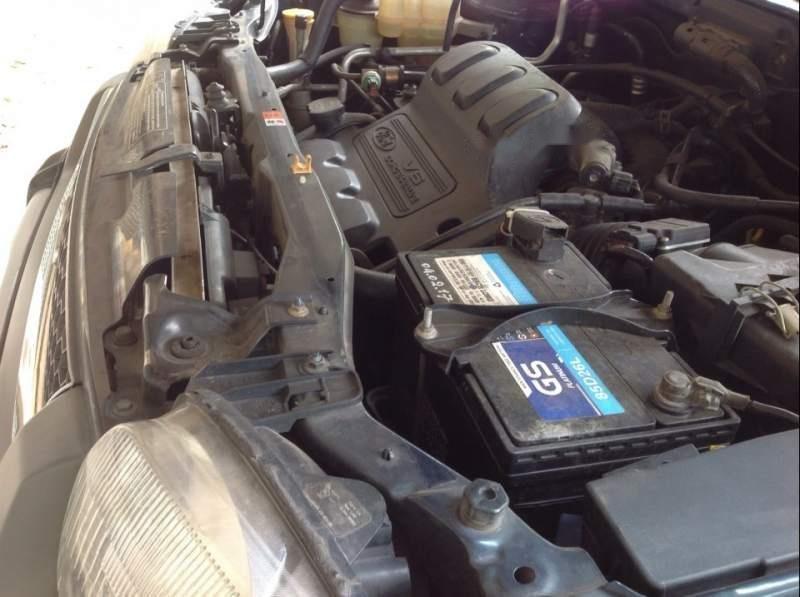 Bán Ford Escape sản xuất năm 2004, số tự động, 280 triệu (5)