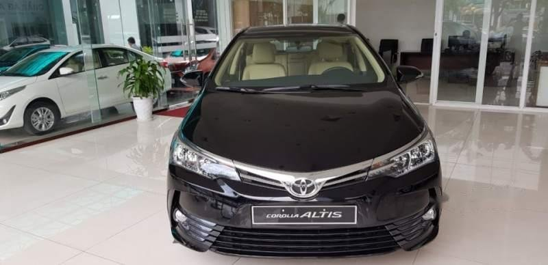 Bán xe Toyota Corolla altis 1.8L năm sản xuất 2019, màu đen (1)