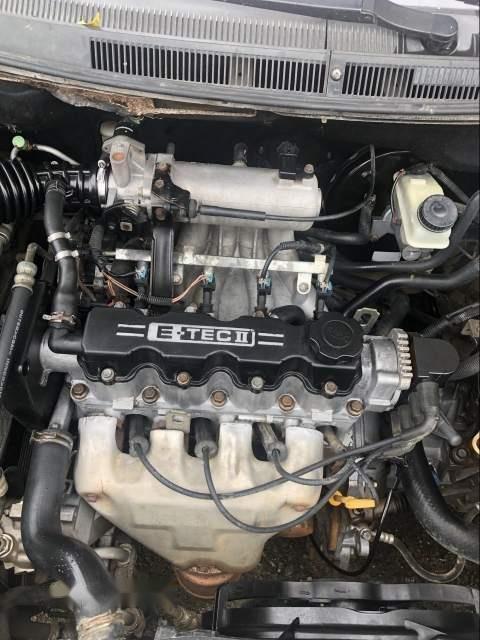 Bán Daewoo Gentra năm sản xuất 2008, màu đen-1