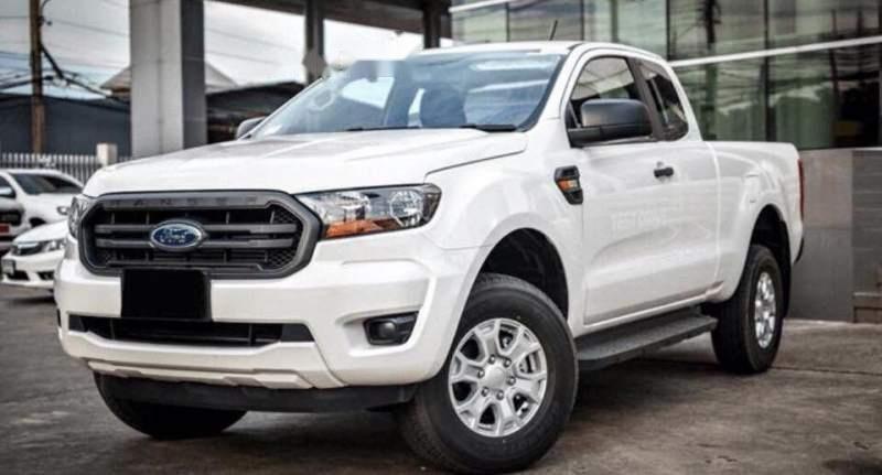 Cần bán xe Ford Ranger 2019, màu trắng, nhập khẩu nguyên chiếc-0