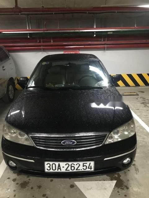 Bán ô tô Ford Laser 1.8 đời 2005, màu đen, nhập khẩu chính chủ, giá 265tr-0
