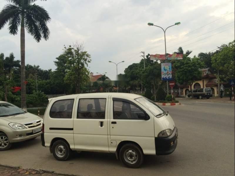 Bán xe Daihatsu Citivan đời 2007, màu trắng, chính chủ -2