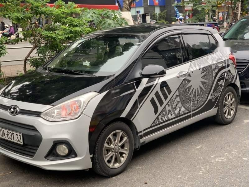 Bán Hyundai Grand i10 1.0 MT 2015, nhập khẩu, chính chủ, giá tốt -0