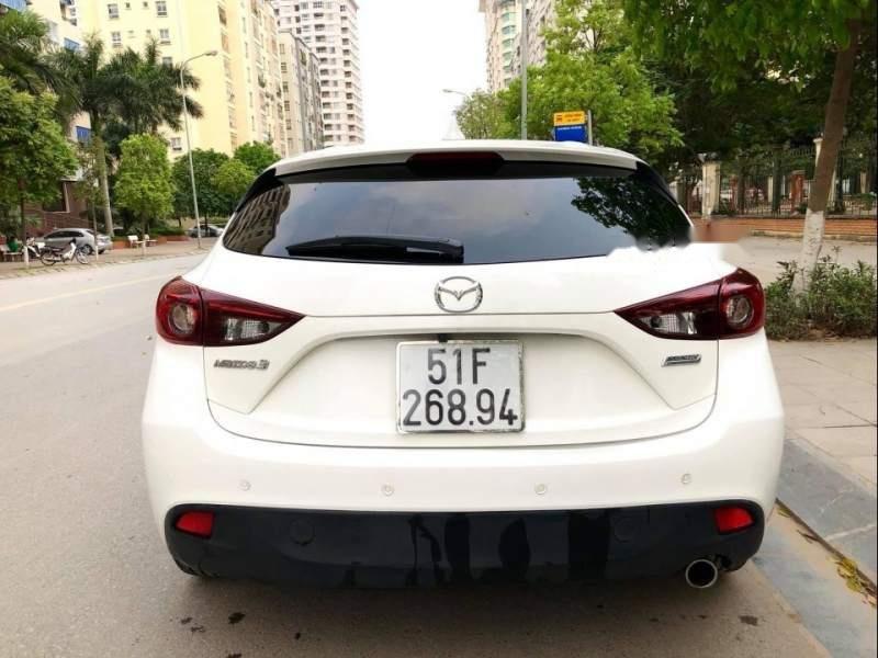 Bán xe Mazda 3 1.5AT đời 2015, màu trắng (6)