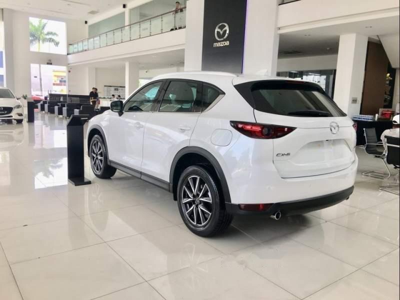 Bán xe Mazda CX 5 2.5 2018, màu trắng, giá 934tr-2