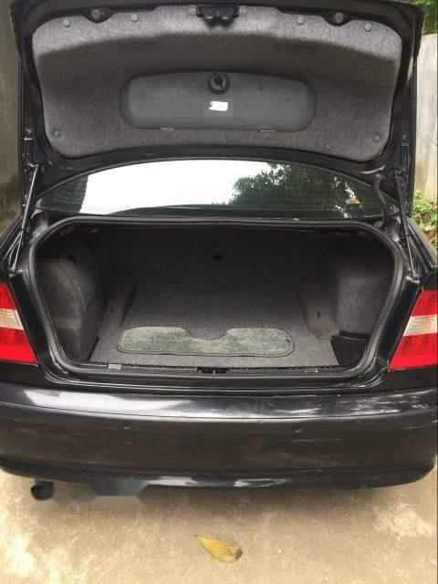 Cần bán xe BMW 3 Series 318i đời 2005, màu đen như mới (6)