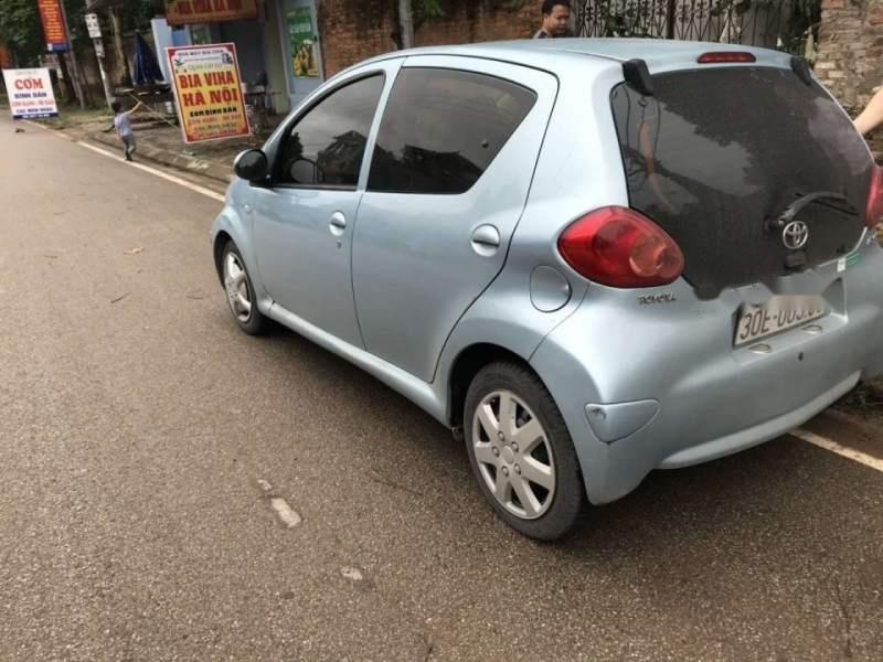 Bán Toyota Aygo đời 2010, nhập khẩu  -5