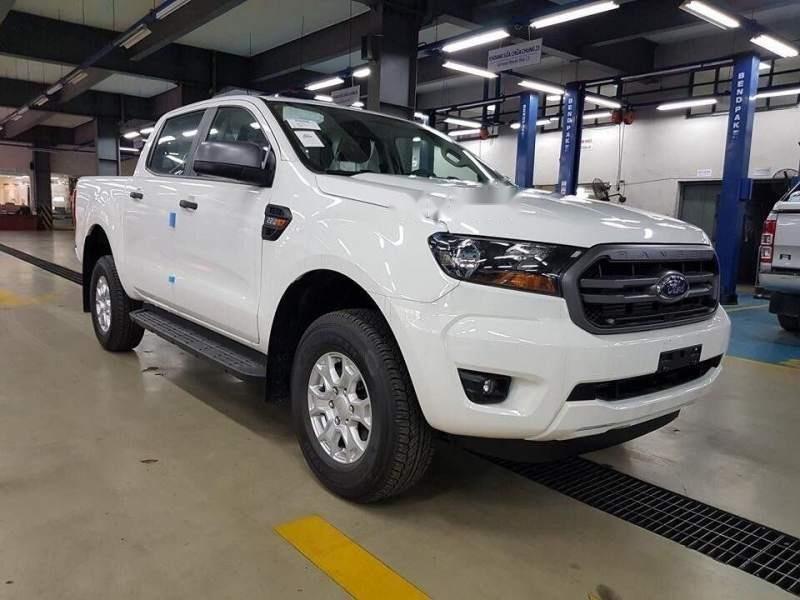 Cần bán xe Ford Ranger 2019, màu trắng, nhập khẩu nguyên chiếc-4