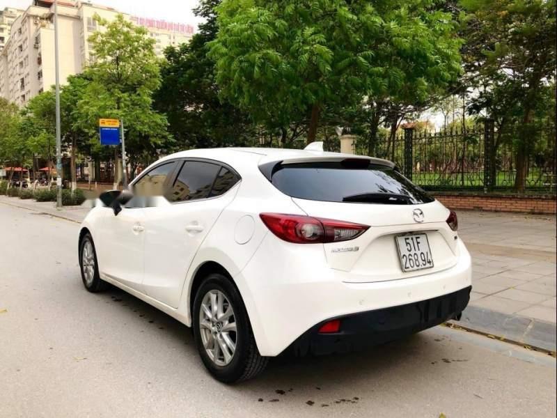 Bán xe Mazda 3 1.5AT đời 2015, màu trắng (5)