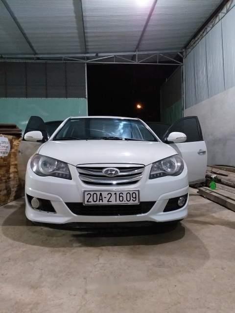 Bán Hyundai Avante đời 2011, màu trắng, đã đi 97.000 km (1)