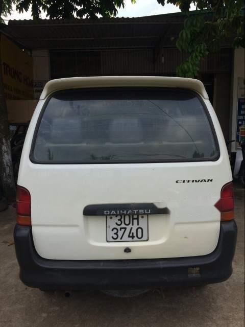 Bán xe Daihatsu Citivan đời 2007, màu trắng, chính chủ -5