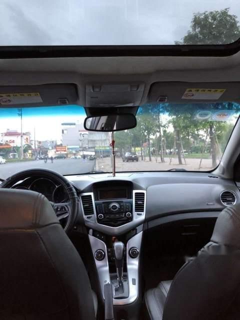 Bán Daewoo Lacetti CDX 2009, màu bạc, nhập khẩu, số tự động  (3)