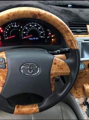 Bán xe Toyota Camry LE 2008, màu đen chính chủ, giá chỉ 715 triệu-2
