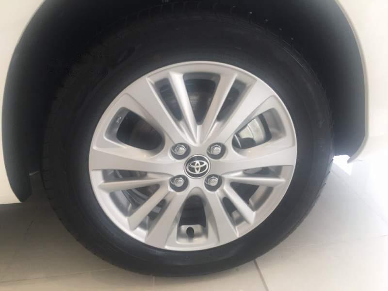 Cần bán xe Toyota Vios năm sản xuất 2019, màu trắng (4)