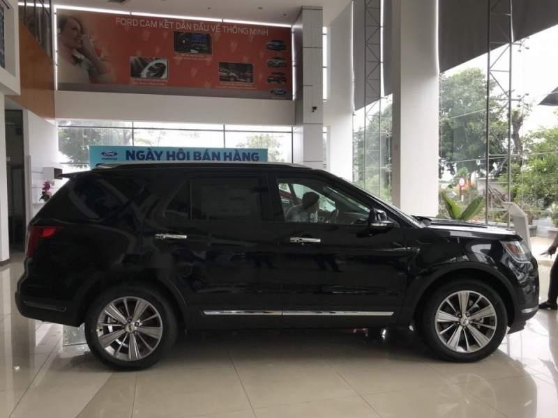 Bán xe Ford Explorer đời 2019, màu đen, nhập khẩu  -2