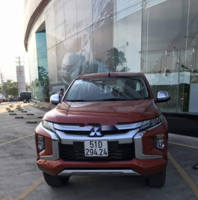 Bán Mitsubishi Triton đời 2019, xe nhập, giá chỉ 818 triệu-0