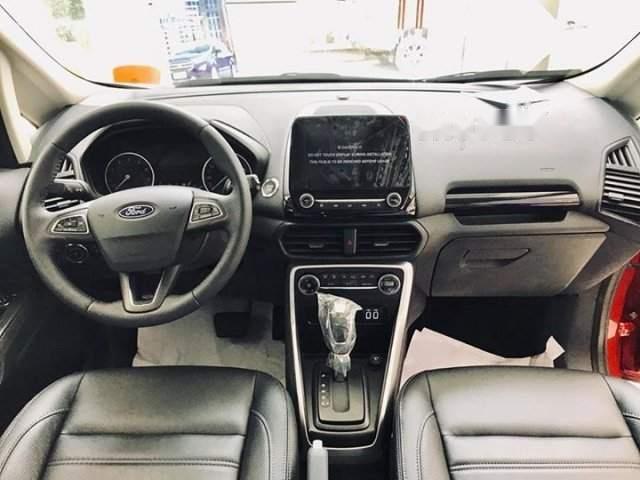Bán ô tô Ford EcoSport sản xuất 2019, màu đen, giá 533tr-2