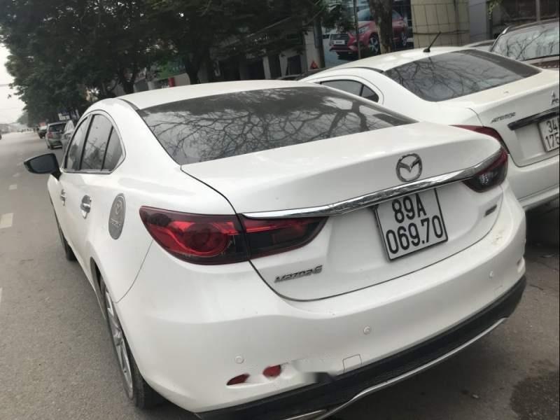 Bán xe Mazda 6 đời 2016, màu trắng, nhập khẩu   (2)