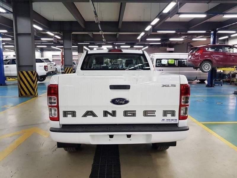 Cần bán xe Ford Ranger 2019, màu trắng, nhập khẩu nguyên chiếc-2