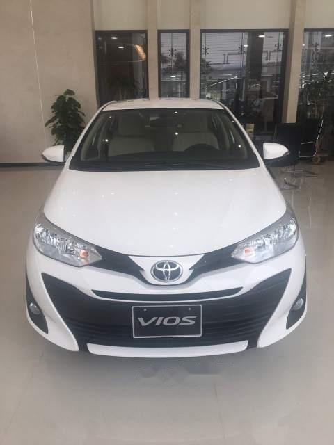 Cần bán xe Toyota Vios năm sản xuất 2019, màu trắng (1)