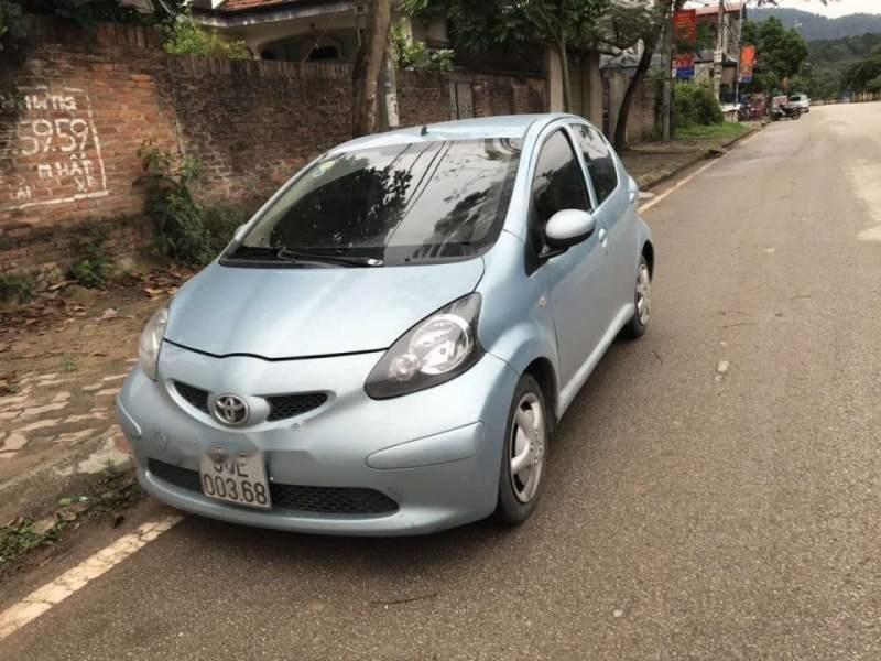 Bán Toyota Aygo đời 2010, nhập khẩu  -0