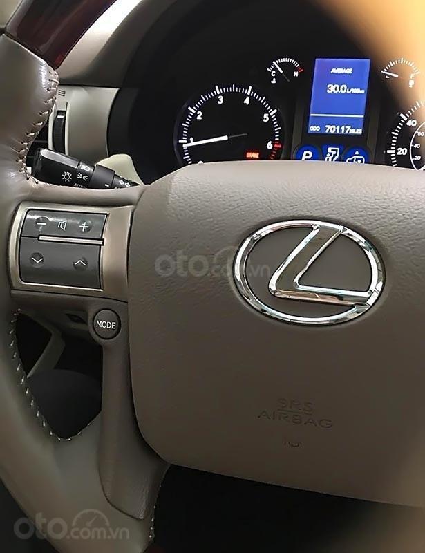 Xe Lexus GX 460 năm 2010, màu bạc, xe nhập đã đi 72000 km-1