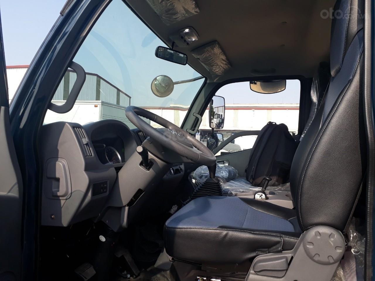 Giá xe tải Thaco Ollin 720 Trường Hải, tải trọng 7 tấn, thùng dài 6.2m (5)