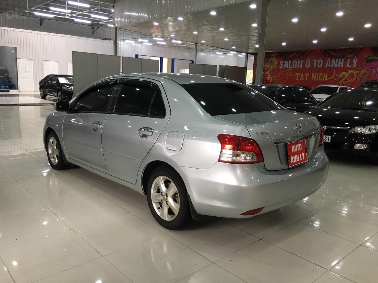 Bán Toyota Vios đời 2010, màu bạc, giá 325tr-6