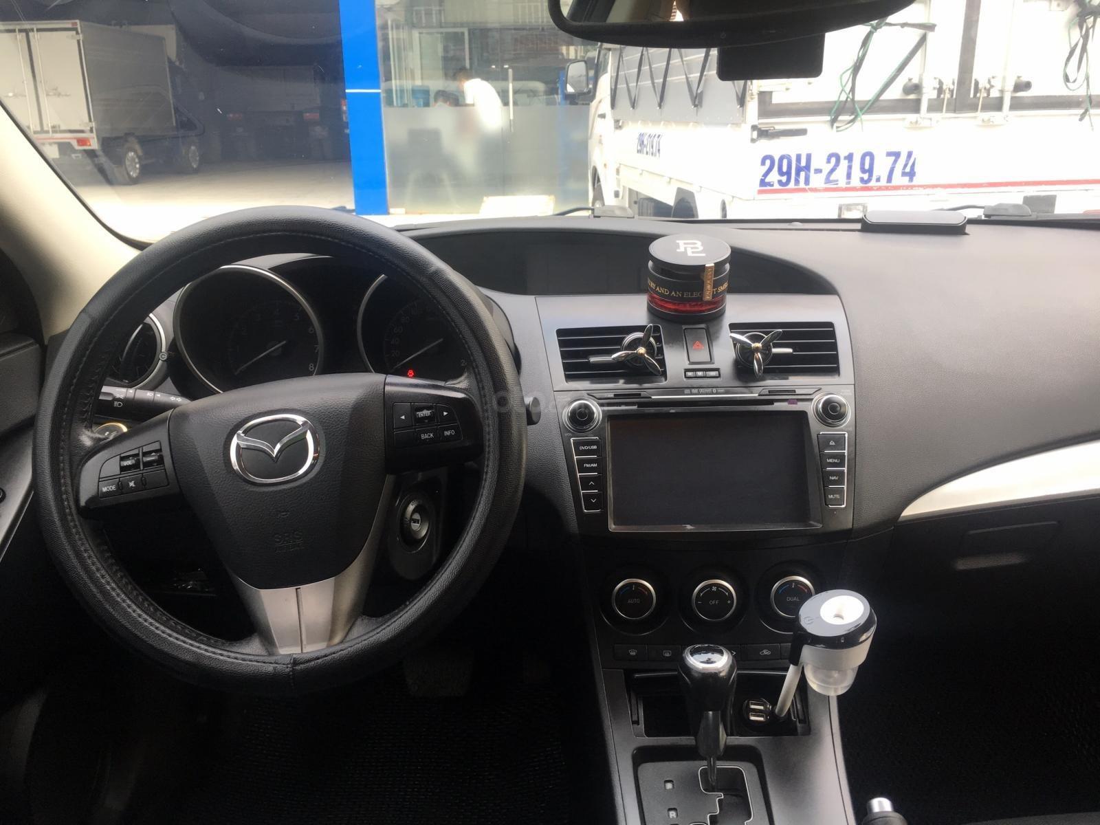Chính chủ bán Mazda 3S 1.6 AT, sx 2013, màu đen đi 5 vạn-4
