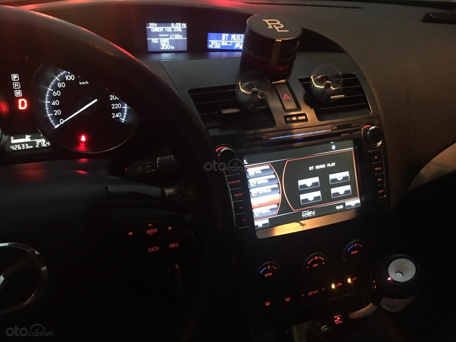 Chính chủ bán Mazda 3S 1.6 AT, sx 2013, màu đen đi 5 vạn-5