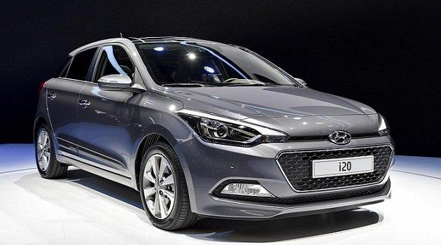 Giá xe Hyundai i20 cũ