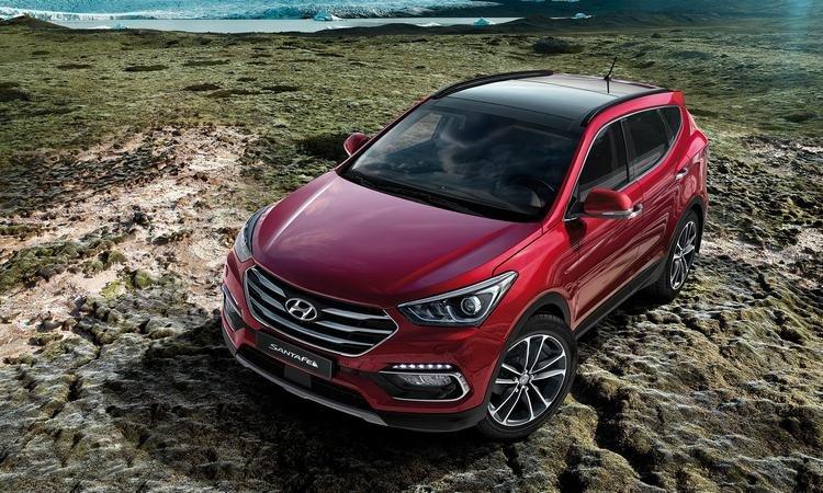 Đánh giá xe Hyundai SantaFe