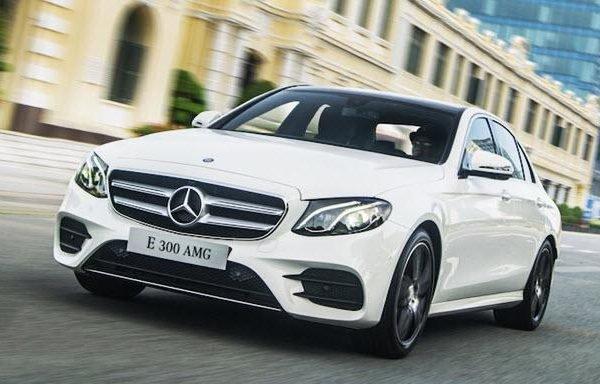 Đánh giá xe Mercedes E300