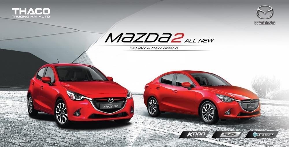 Mua Mazda 2 2018