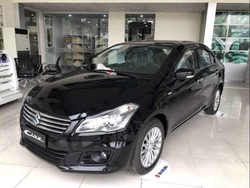 Bán ô tô Suzuki Ciaz sản xuất 2019, màu đen, xe nhập giá cạnh tranh-2