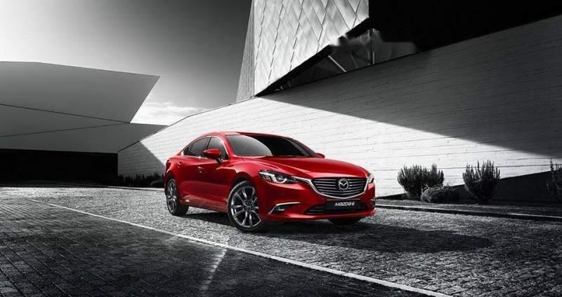 Bán xe Mazda 3 1.5 AT 2018, màu đỏ-1