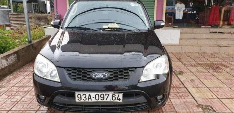 Cần bán Ford Escape sản xuất 2010, màu đen, nhập khẩu, giá 450tr-2