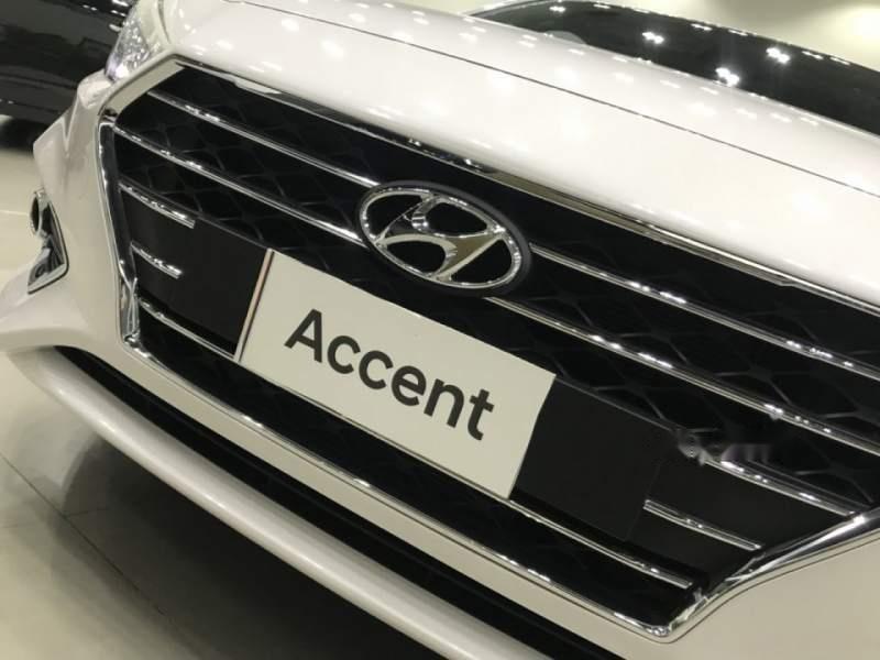 Bán xe Hyundai Accent 1.4 MT Base 2019, màu trắng, nhập khẩu, 430tr-2