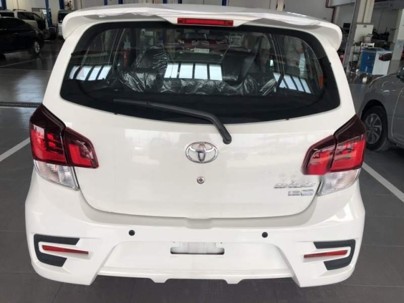 Bán Toyota Wigo 1.2AT sản xuất năm 2019, màu trắng, nhập khẩu-2