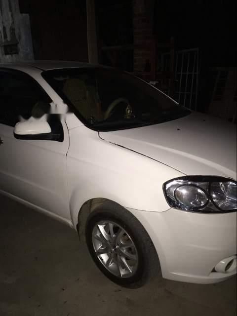 Cần bán lại xe Chevrolet Aveo 2008, màu trắng chính chủ-0