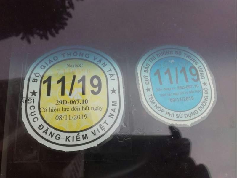 Bán xe Chevrolet Spark Van sản xuất 2012, màu xanh lục, nhập khẩu số tự động, 183 triệu-5