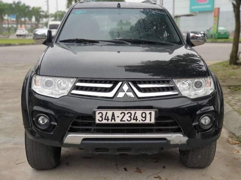Bán Mitsubishi Pajero đời 2015, 2 cầu, máy xăng (1)