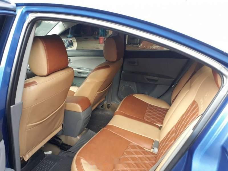 Bán Mazda 3 năm sản xuất 2004, màu xanh lam, xe nhập-5