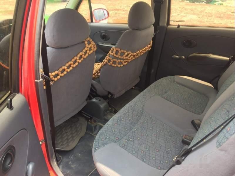 Cần bán gấp Daewoo Matiz 2002, màu đỏ chính chủ-4